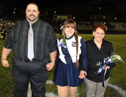 Senior Recognition Night, Tamaqua Area High School, Sports Stadium, Tamaqua, 11-6-2015 (187)