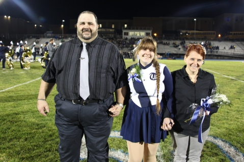 Senior Recognition Night, Tamaqua Area High School, Sports Stadium, Tamaqua, 11-6-2015 (188)