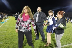 Senior Recognition Night, Tamaqua Area High School, Sports Stadium, Tamaqua, 11-6-2015 (193)