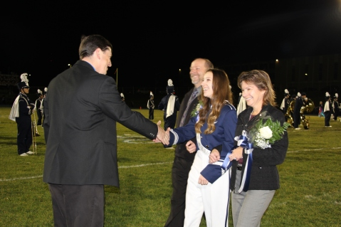 Senior Recognition Night, Tamaqua Area High School, Sports Stadium, Tamaqua, 11-6-2015 (197)