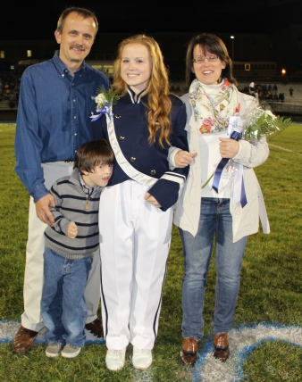 Senior Recognition Night, Tamaqua Area High School, Sports Stadium, Tamaqua, 11-6-2015 (204)