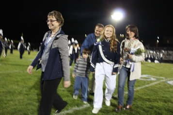 Senior Recognition Night, Tamaqua Area High School, Sports Stadium, Tamaqua, 11-6-2015 (207)