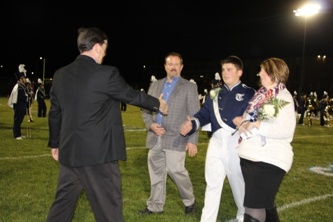 Senior Recognition Night, Tamaqua Area High School, Sports Stadium, Tamaqua, 11-6-2015 (224)
