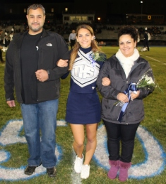 Senior Recognition Night, Tamaqua Area High School, Sports Stadium, Tamaqua, 11-6-2015 (229)