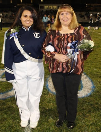 Senior Recognition Night, Tamaqua Area High School, Sports Stadium, Tamaqua, 11-6-2015 (240)