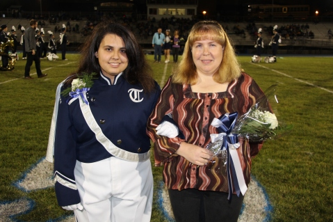 Senior Recognition Night, Tamaqua Area High School, Sports Stadium, Tamaqua, 11-6-2015 (241)