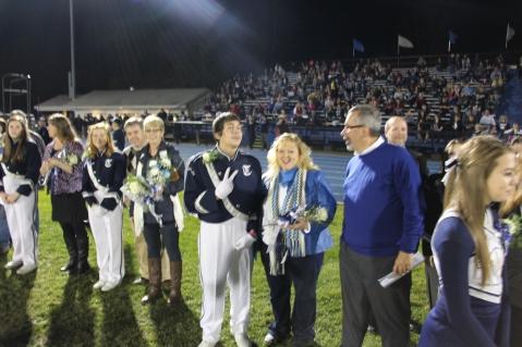 Senior Recognition Night, Tamaqua Area High School, Sports Stadium, Tamaqua, 11-6-2015 (254)