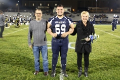 Senior Recognition Night, Tamaqua Area High School, Sports Stadium, Tamaqua, 11-6-2015 (3)