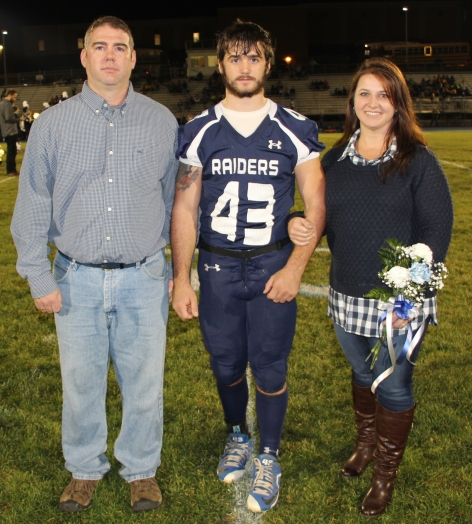 Senior Recognition Night, Tamaqua Area High School, Sports Stadium, Tamaqua, 11-6-2015 (45)