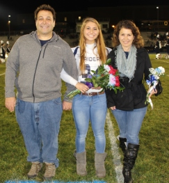 Senior Recognition Night, Tamaqua Area High School, Sports Stadium, Tamaqua, 11-6-2015 (48)