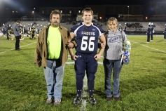 Senior Recognition Night, Tamaqua Area High School, Sports Stadium, Tamaqua, 11-6-2015 (5)