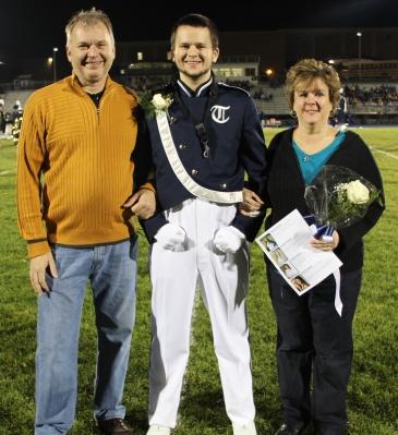 Senior Recognition Night, Tamaqua Area High School, Sports Stadium, Tamaqua, 11-6-2015 (65)