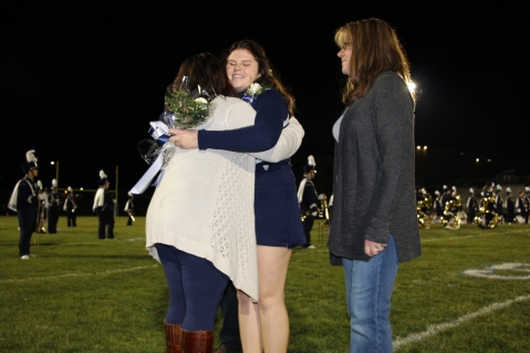 Senior Recognition Night, Tamaqua Area High School, Sports Stadium, Tamaqua, 11-6-2015 (79)