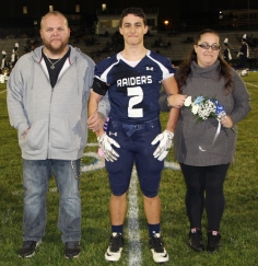 Senior Recognition Night, Tamaqua Area High School, Sports Stadium, Tamaqua, 11-6-2015 (8)