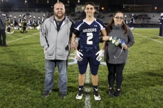 Senior Recognition Night, Tamaqua Area High School, Sports Stadium, Tamaqua, 11-6-2015 (9)