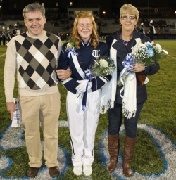 Senior Recognition Night, Tamaqua Area High School, Sports Stadium, Tamaqua, 11-6-2015 (90)