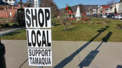 Shop Local, Tamaqua, 11-25-2015 (8)