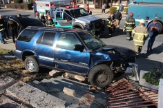 Single Vehicle Accident, 518 East Broad Street, Tamaqua, 11-30-2015 (25)