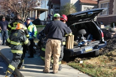 Single Vehicle Accident, 518 East Broad Street, Tamaqua, 11-30-2015 (4)