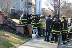 Single Vehicle Accident, 518 East Broad Street, Tamaqua, 11-30-2015 (7)