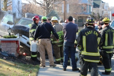 Single Vehicle Accident, 518 East Broad Street, Tamaqua, 11-30-2015 (8)