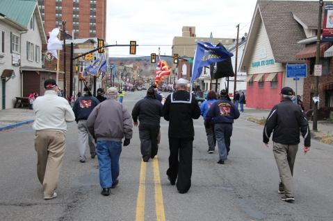 Tamaqua American Legion Veterans Day Parade, Broad Street, Tamaqua, 11-7-2015 (211)