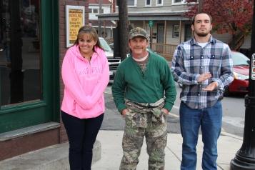 Tamaqua American Legion Veterans Day Parade, Broad Street, Tamaqua, 11-7-2015 (220)