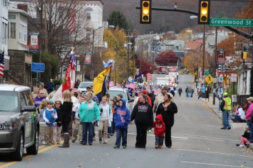 Tamaqua American Legion Veterans Day Parade, Broad Street, Tamaqua, 11-7-2015 (243)