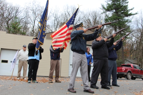 Tamaqua American Legion Veterans Day Parade, Broad Street, Tamaqua, 11-7-2015 (37)