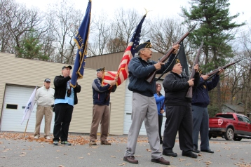 Tamaqua American Legion Veterans Day Parade, Broad Street, Tamaqua, 11-7-2015 (39)