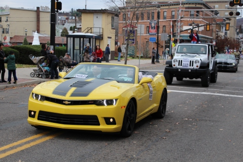Tamaqua American Legion Veterans Day Parade, Broad Street, Tamaqua, 11-7-2015 (403)