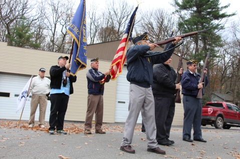 Tamaqua American Legion Veterans Day Parade, Broad Street, Tamaqua, 11-7-2015 (41)