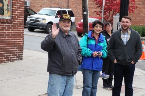 Tamaqua American Legion Veterans Day Parade, Broad Street, Tamaqua, 11-7-2015 (422)