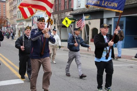Tamaqua American Legion Veterans Day Parade, Broad Street, Tamaqua, 11-7-2015 (433)