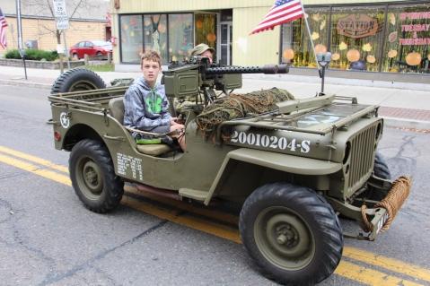 Tamaqua American Legion Veterans Day Parade, Broad Street, Tamaqua, 11-7-2015 (469)