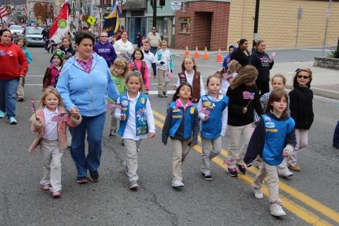 Tamaqua American Legion Veterans Day Parade, Broad Street, Tamaqua, 11-7-2015 (488)