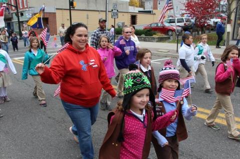 Tamaqua American Legion Veterans Day Parade, Broad Street, Tamaqua, 11-7-2015 (499)