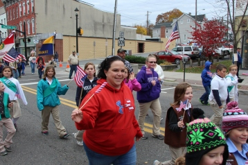 Tamaqua American Legion Veterans Day Parade, Broad Street, Tamaqua, 11-7-2015 (500)