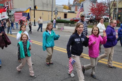 Tamaqua American Legion Veterans Day Parade, Broad Street, Tamaqua, 11-7-2015 (502)