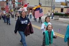 Tamaqua American Legion Veterans Day Parade, Broad Street, Tamaqua, 11-7-2015 (505)