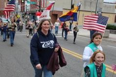 Tamaqua American Legion Veterans Day Parade, Broad Street, Tamaqua, 11-7-2015 (506)