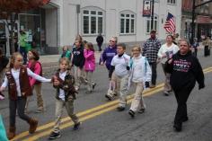 Tamaqua American Legion Veterans Day Parade, Broad Street, Tamaqua, 11-7-2015 (509)