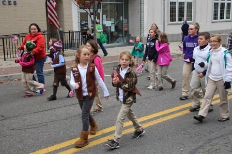Tamaqua American Legion Veterans Day Parade, Broad Street, Tamaqua, 11-7-2015 (510)