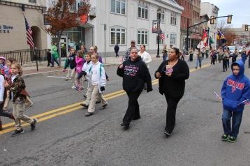 Tamaqua American Legion Veterans Day Parade, Broad Street, Tamaqua, 11-7-2015 (511)
