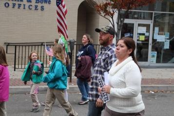 Tamaqua American Legion Veterans Day Parade, Broad Street, Tamaqua, 11-7-2015 (512)