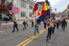 Tamaqua American Legion Veterans Day Parade, Broad Street, Tamaqua, 11-7-2015 (515)