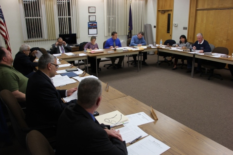 Tamaqua Borough Council Meeting, Borough Hall, Tamaqua, 11-17-2015 (102)