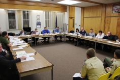 Tamaqua Borough Council Meeting, Borough Hall, Tamaqua, 11-17-2015 (2)