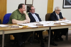 Tamaqua Borough Council Meeting, Borough Hall, Tamaqua, 11-17-2015 (4)