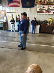 Tamaqua Salvation Army Youth Group Visits South Ward Fire Company, Tamaqua, 10-8-2015 (209)
